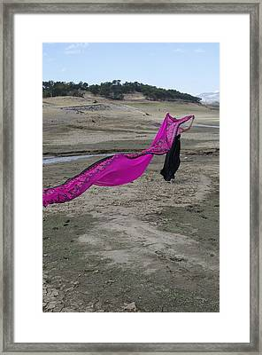 Movement Framed Print by Teri Schuster