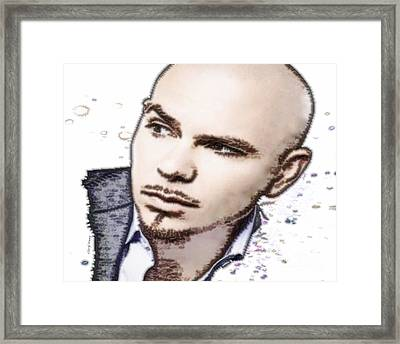 Mr 305 Framed Print by Cheryl Young