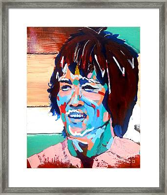 Mr. Lee Framed Print by Keith Conerly