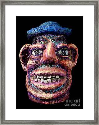 Mr.bilbow Framed Print by Arthur Robins