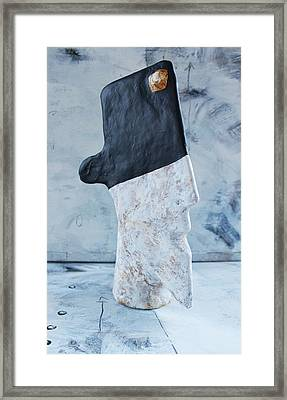 Mum No.12 Bandido No. 1 Framed Print by Mark M  Mellon