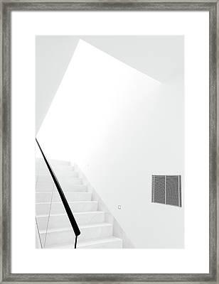 Museo Carmen Thyssen Ma?laga Framed Print by Michele Huge