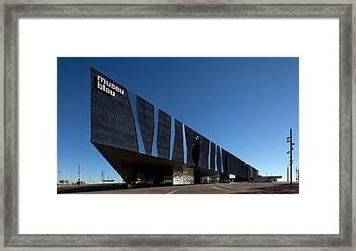 Museu Blau De Les Ciencies Naturals Framed Print by Panoramic Images