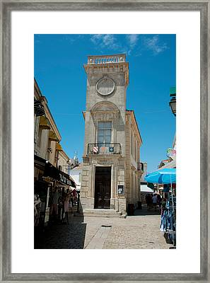 Museum Of Popular Arts, Musee Framed Print by Panoramic Images
