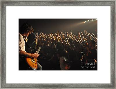 Museum-w-andy Davis-2586 Framed Print by Gary Gingrich Galleries