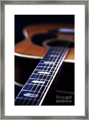 Musical Memories Framed Print by Tamyra Ayles
