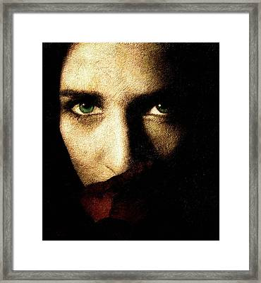 Muted Framed Print by Gun Legler