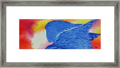 My Angel Framed Print by Marianna Mills