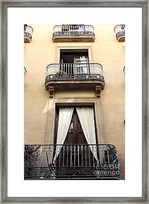 My Apartment Framed Print by Sophie Vigneault