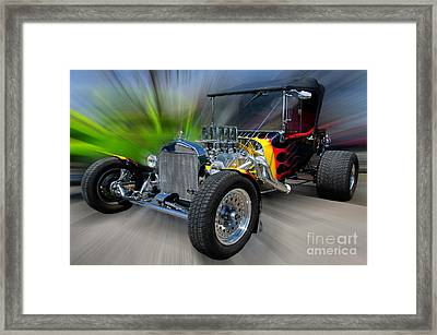 My Dream Ride Framed Print by JohnD Smith