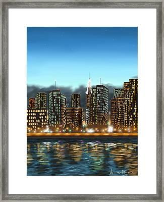 My Dream Framed Print by Veronica Minozzi
