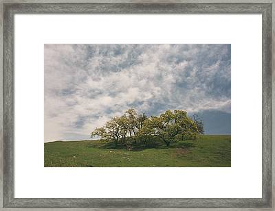 My Dreams Of Us Framed Print by Laurie Search