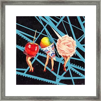 My Fair Ladies Framed Print by Kelly Gilleran