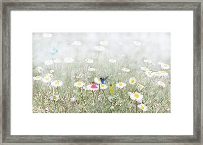 My Fairies Framed Print by Kume Bryant