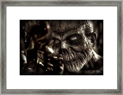 My Goul Framed Print by Craig Incardone