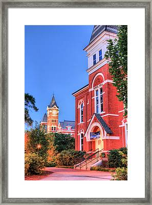My Morning Walk Framed Print by JC Findley