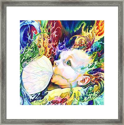 My Soul Framed Print by Kd Neeley