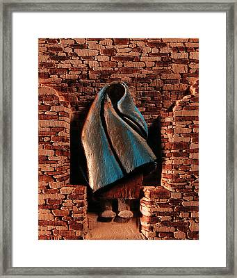 My Spirit Lingers Framed Print by Carl Bandy