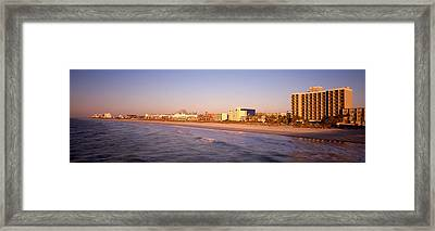 Myrtle Beach Sc Framed Print by Panoramic Images