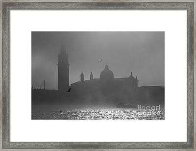 Mysterious Venice Framed Print by Matteo Colombo