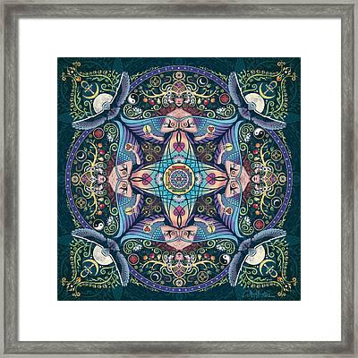 Mystery Framed Print by Cristina McAllister
