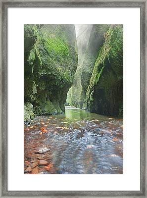Mystical - Craigbill.com - Open Edition Framed Print by Craig Bill