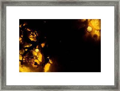 Na Eleven Framed Print by Kika Pierides