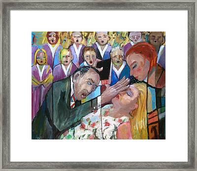 Na019 Framed Print by Paul Emory