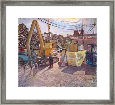 Na031 Framed Print by Paul Emory