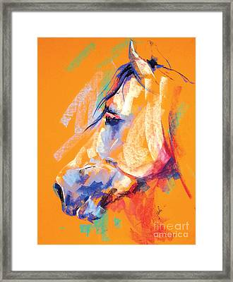 Naivety Framed Print by Jivan Hovhannisian