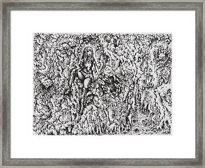 Nan Dungortheb Framed Print by Rachel Christine Nowicki