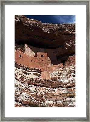 Native American History Framed Print by John Rizzuto