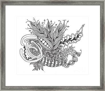 Nature Framed Print by Dianne Ferrer