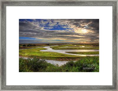Nature Reserve Framed Print by English Landscapes