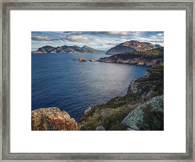 Natures Beauty Framed Print by Kim Andelkovic