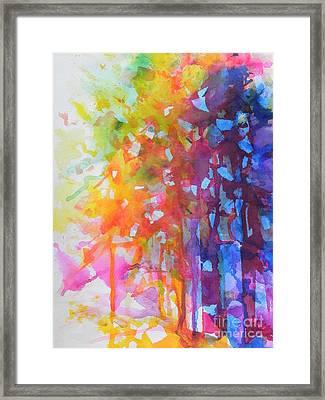 Natures Choice Framed Print by Chrisann Ellis