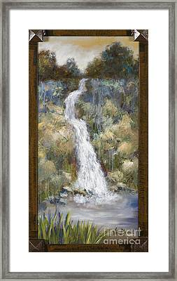 Nature's Own Framed Print by Vic  Mastis