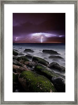 Nature's Splendor Framed Print by Jorge Maia