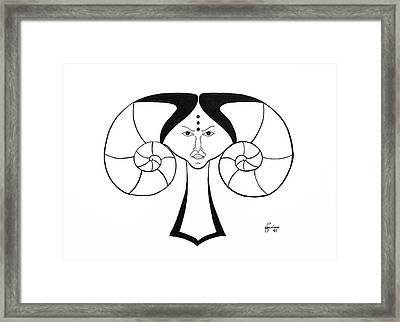 Nautilus Framed Print by Peter Hermes Furian