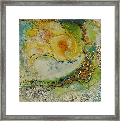 Nebula 210-13 Framed Print by Loretta Tryon
