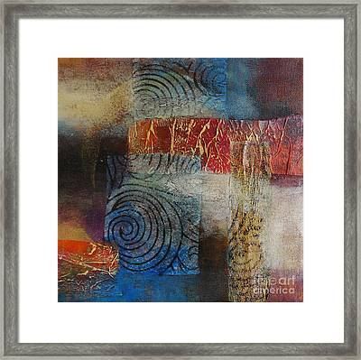 Neptune Framed Print by Melody Cleary