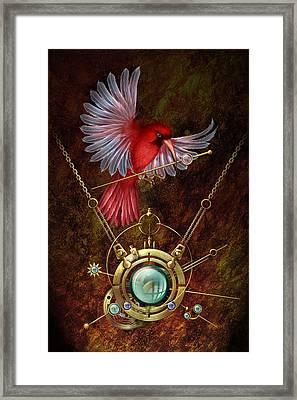 Nest Framed Print by Ciro Marchetti