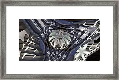 Nesting Framed Print by Ron Bissett