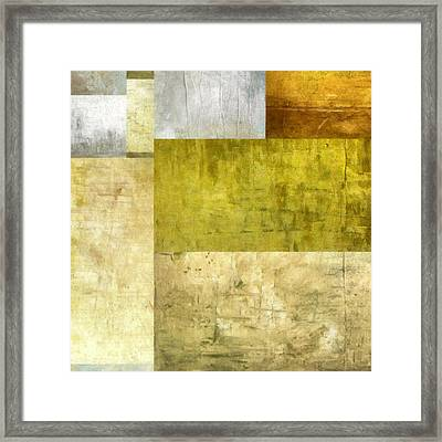 Neutral Study No. 1 Framed Print by Michelle Calkins