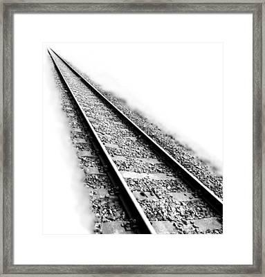 Never Ending Journey Framed Print by Marianna Mills
