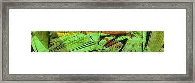 New Boundaries 8 - B Framed Print by Brian Allan