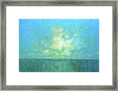 New Day Framed Print by Pam Talley