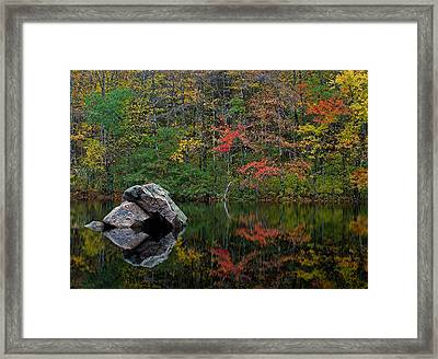 New England Photography Framed Print by Juergen Roth