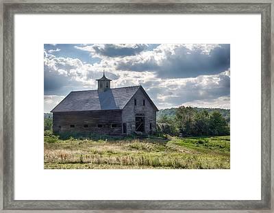 New Gloucester 7p00331 Framed Print by Guy Whiteley