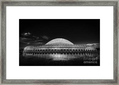 New Horizons Framed Print by Marvin Spates